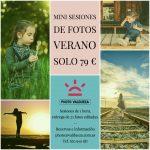 Sesión fotos verano 2018